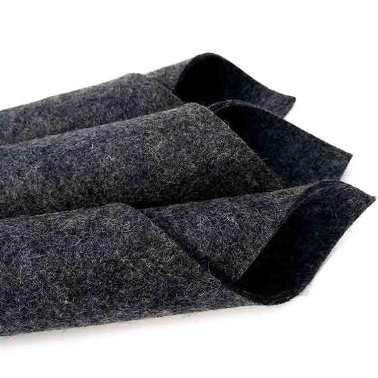 100 wool felt fabric 3