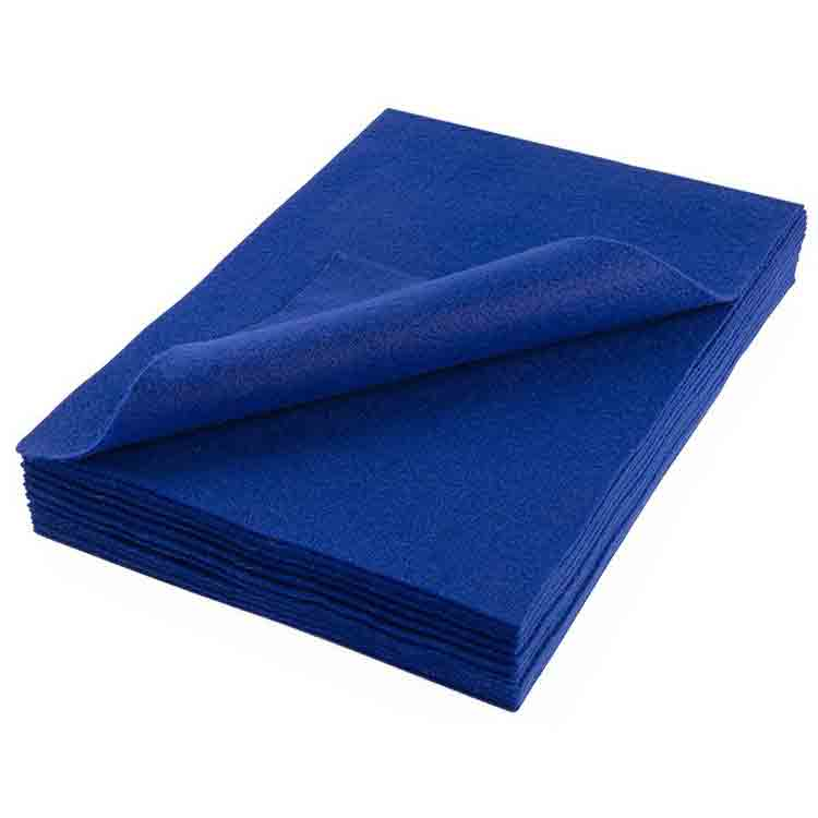 100 wool felt sheets 10