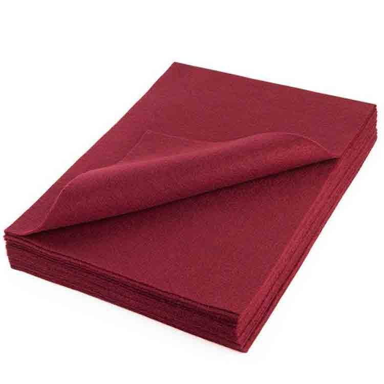 100 wool felt sheets 7