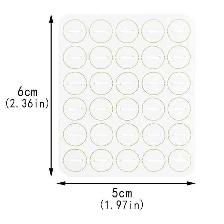 E Cigarette Filter Gasket Size
