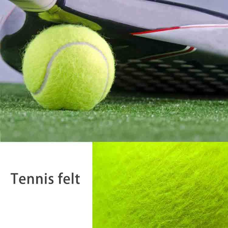 Tennis Ball Felt Use 2