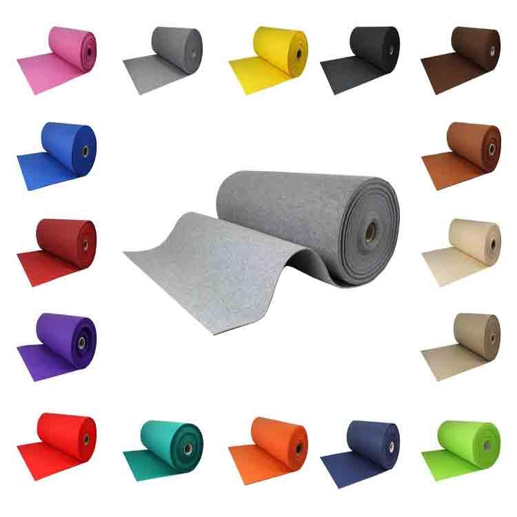 acrylic felt fabric