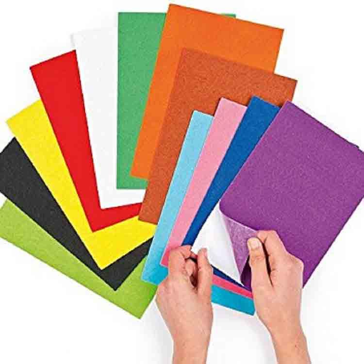 adhesive felt sheets 1