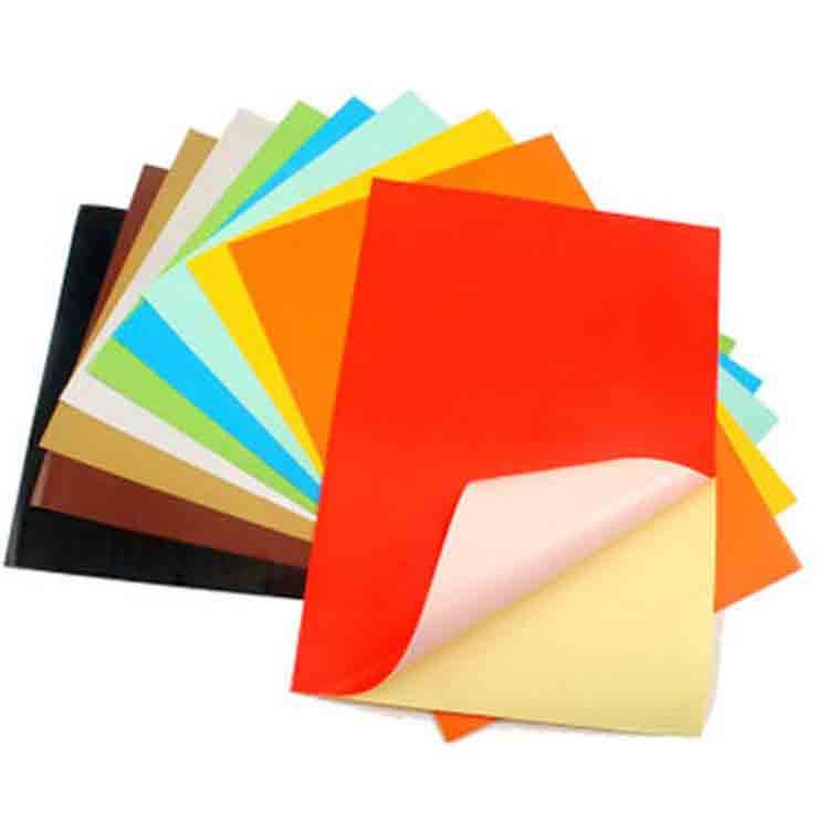 adhesive felt sheets