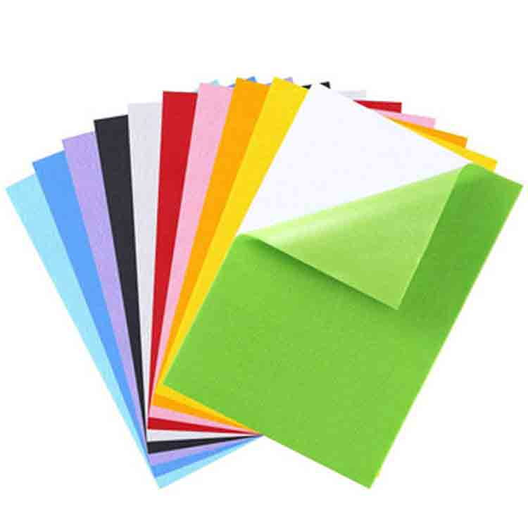 self adhesive felt sheets 4