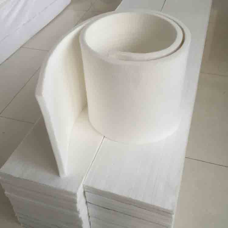 white felt roll 5