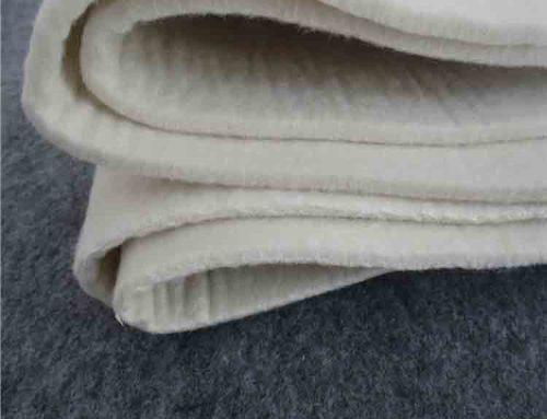 wool felt roll