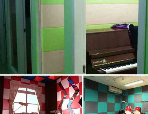 acoustic felt wall panels