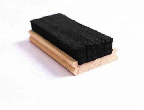 chalkboard duster