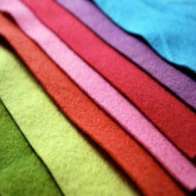 orlon felt fabric