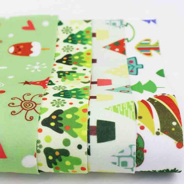 patterned felt sheets 6