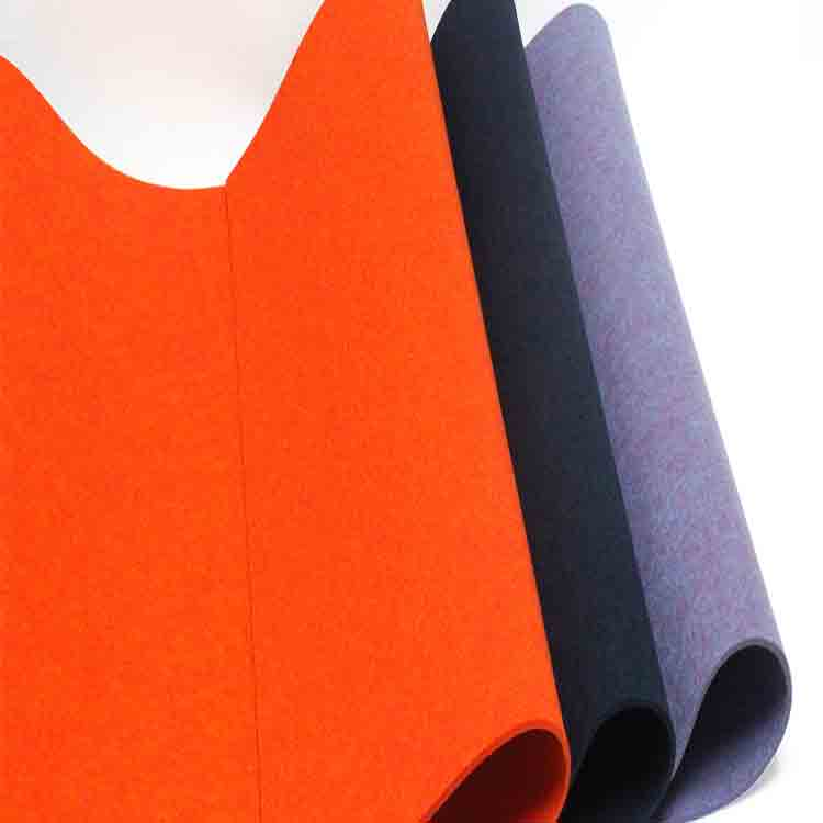 polyester felt fabric 1