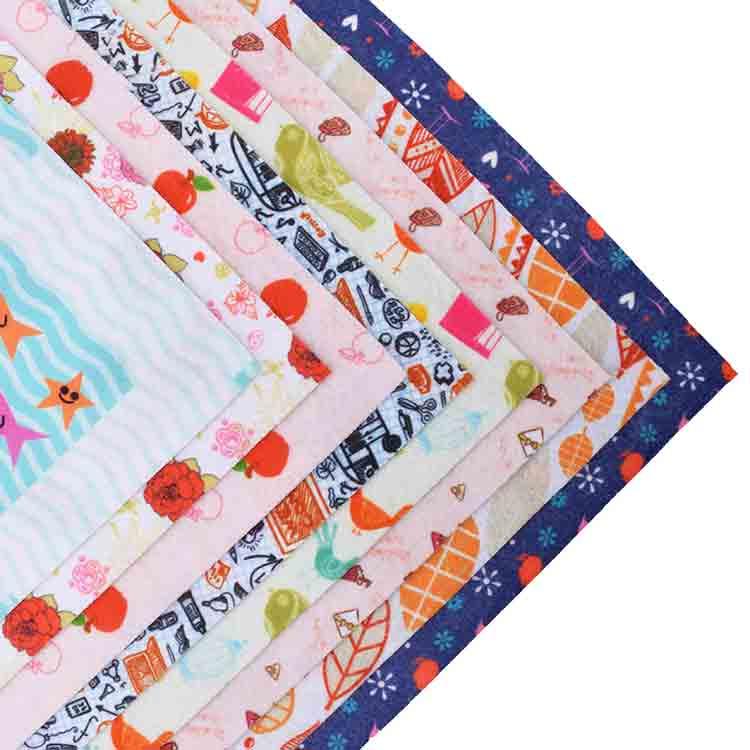 printed felt sheets 3