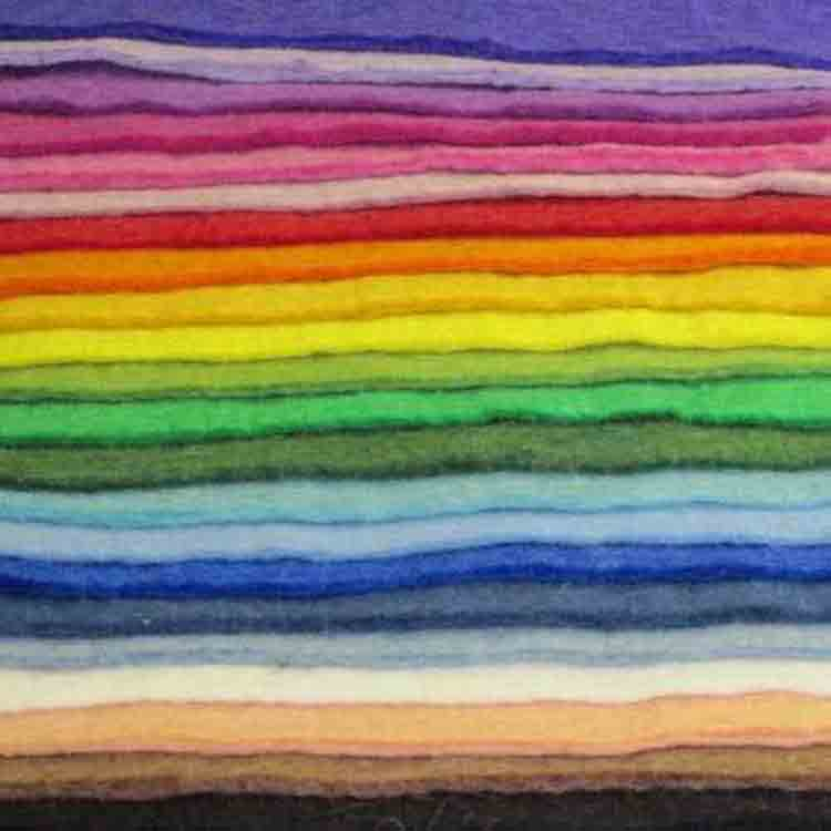 wool felt fabric 1