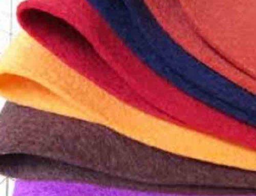 wool felt fabric