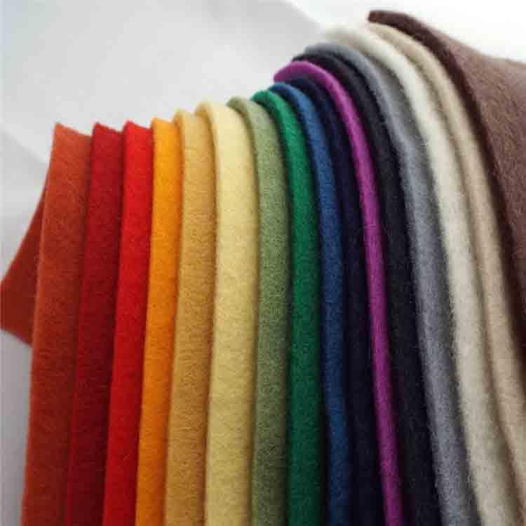 wool felt fabric 4