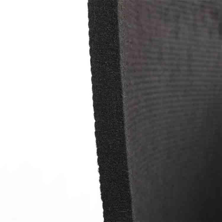 black felt fabric 1