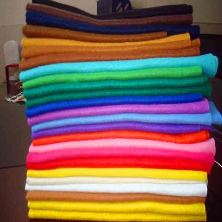 non woven felt fabric 1