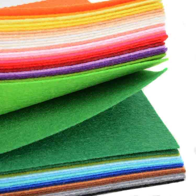 non woven felt fabric 2