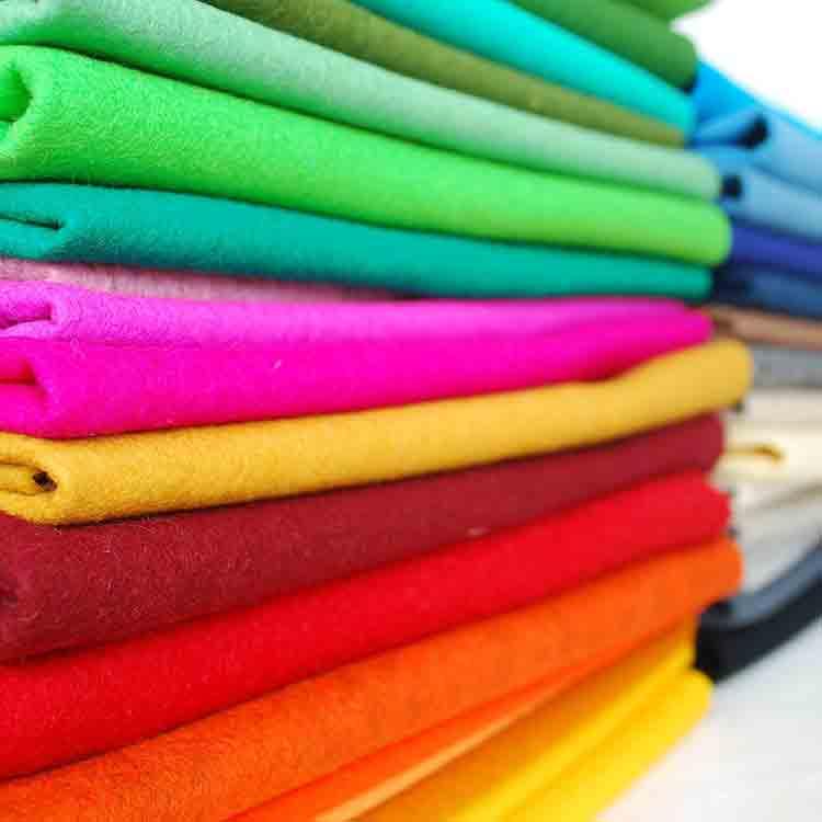 non woven felt fabric