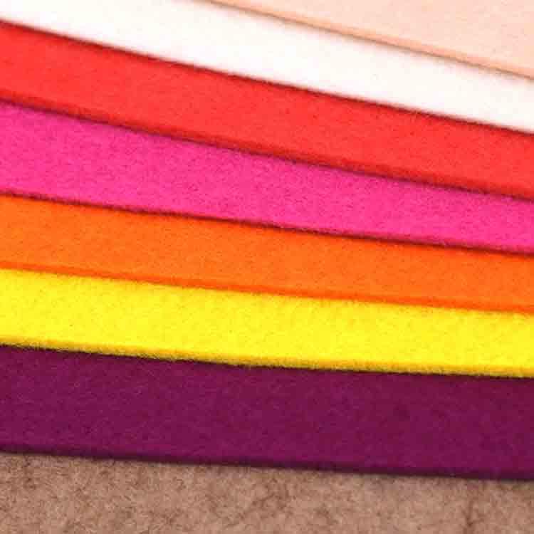 non woven felt fabric 4