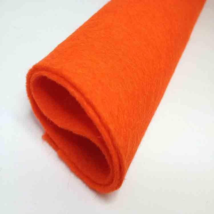 orange felt 1