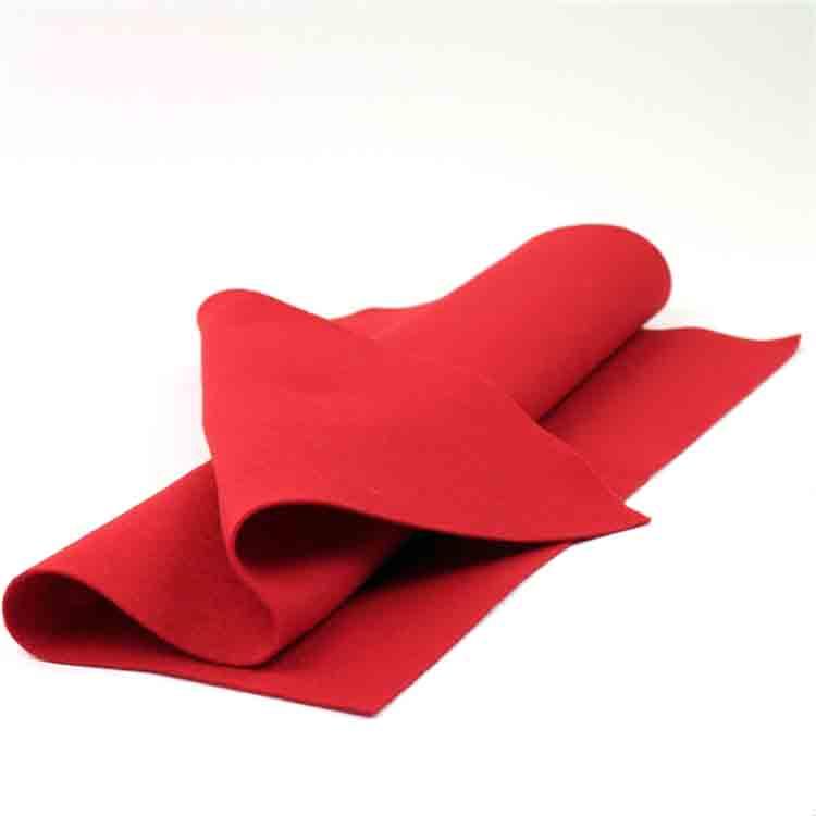 red felt
