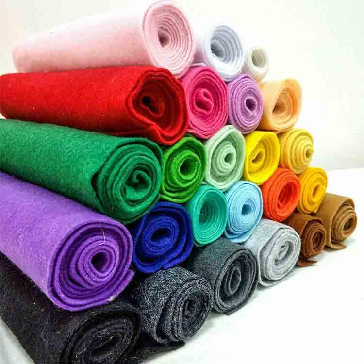 rolls of felt fabric 4