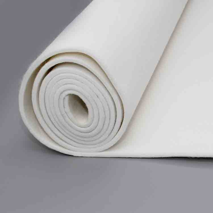 thick felt material