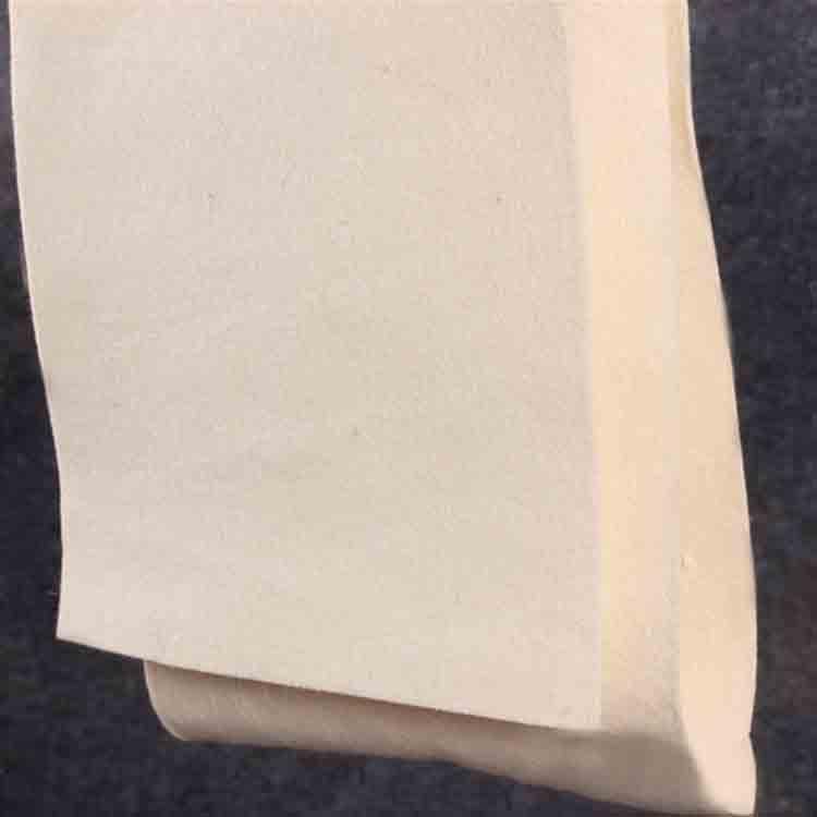 white felt sheets